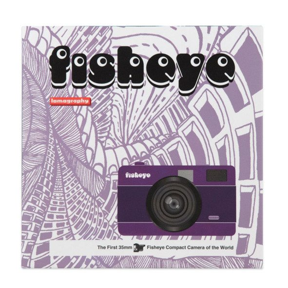 "Lomography camera ""Fisheye One"""