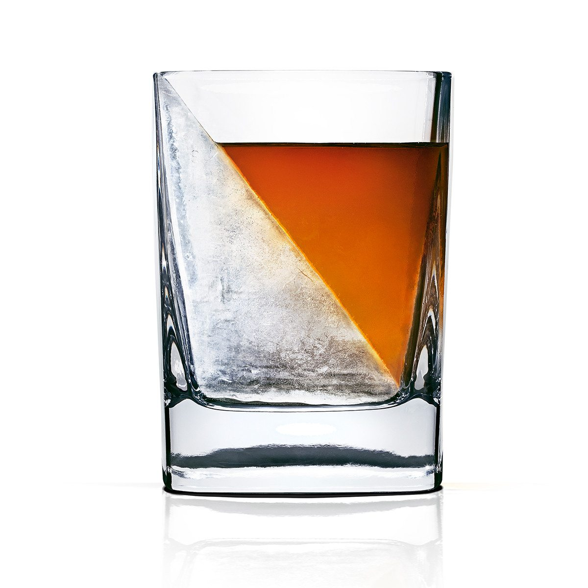 Whisky Wedge – voor perfect gekoelde whisky