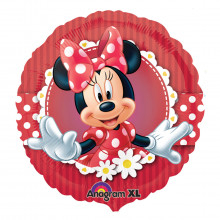 "Heliumballon ""Minnie Mouse"""