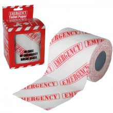 "Toiletpapier ""Emergency"""