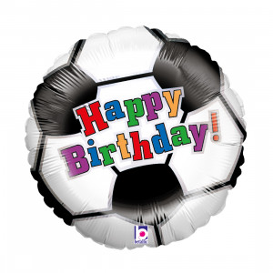 """Happy Birthday Voetbal"""