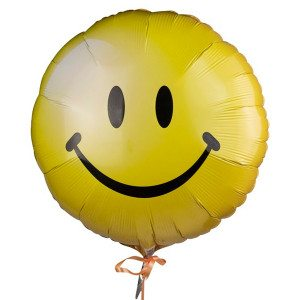 "Heliumballon ""Smile"""