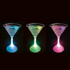 LED-cocktailglas