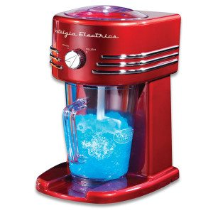 Slush & crushed ice maker