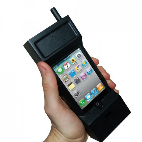 80´s iPhone cover